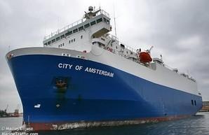 Порт Черноморск под Одесской начал сотрудничество с регулярным сервисом «Euro Marine Logistics»