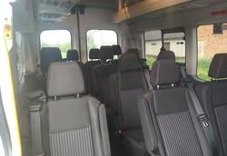 Власти Любашевки в Одесской области приобрели микроавтобус для регулярных пассажирских перевозок