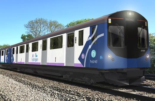 В Великобритании разрабатывать гибридный поезд с питанием от аккумуляторов и водородных топливных элементов