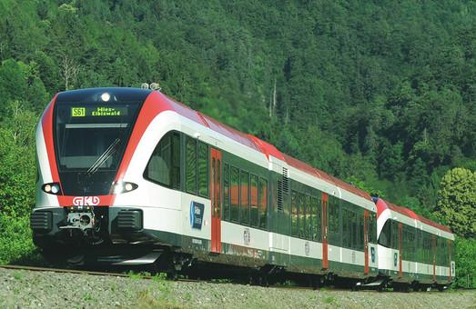 В Австрии запланировали электрифицировать железную дорогу «Graz-Köflacher Bahn»
