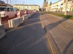 Во Львове сегодня пять трамвайных маршрутов изменили свои трассы
