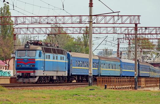 Поезда между Одессой и Кропивницким не будут ходить две недели