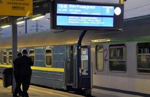 В среду «Укрзализныця» начнет продажу билетов на поезда в Польшу через интернет
