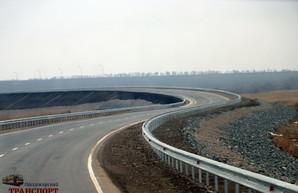 Облавтодор отчитался о полном завершении ремонта автотрассы Одесса – Рени
