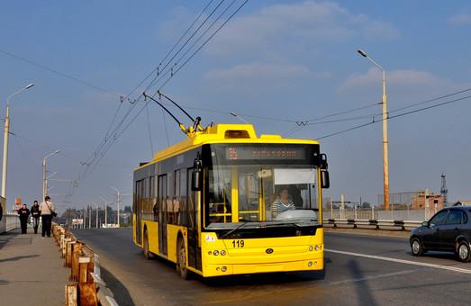 Полтава объявила тендер по закупке 40 троллейбусов за кредит ЕБРР