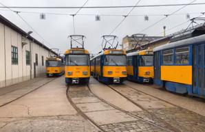 Днепр купил в Лепциге 20 «подержанных» трамваев
