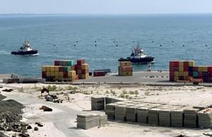 Компания «P&O Maritime Ukraine» второй раз пытается зайти в Одесский морской порт