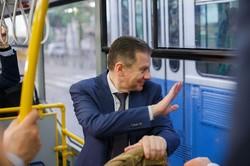 В Виннице на маршруты вышел троллейбус, собранный силами депо