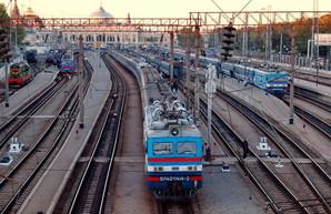 В Одессе задержали злоумышленников, которые пытались украсть подвагонное оборудование