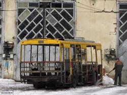 Во Львове восстановили еще один троллейбус