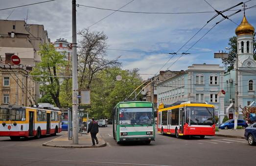 В Одессе в мае на транспорт и инфраструктуру из бюджета потратили 37 миллионов гривен