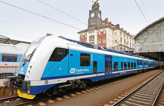 В Чехии модернизируют участок железной дороги между Прагой и Чешскими Будейовицами