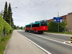 В Черновцы едет десяток троллейбусов из Швейцарии