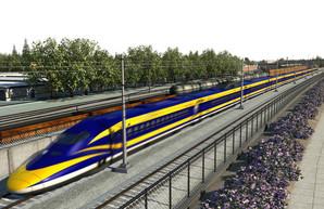 Федеральное правительство США решило «урезать» финансирование строительства высокоскоростной железной дороги в Калифорнии