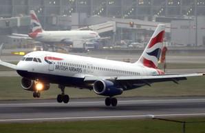 «British Airways» осенью уходит из Украины