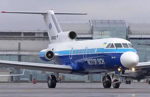«Мотор Сич» снова летает в Ужгород