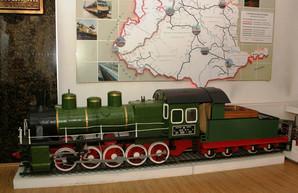 Музей истории Львовской железной дороги посетили студенты из Кракова