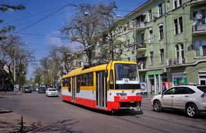 В Одессе можно видеть в режиме онлайн трамваи и троллейбусы для пассажиров с ограниченными возможностями