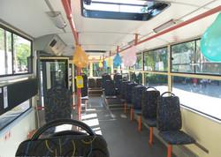 В Кривом Роге восстановили еще один троллейбус
