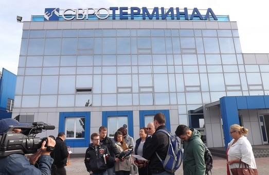 ООО «Евротерминал» хочет построить в Одессе контейнерный терминал и железнодорожные пути