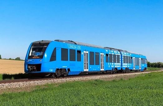 Немецкая компания заказала у «Alstom» 27 водородных поездов