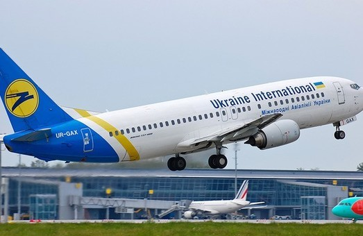 МАУ снова будет летать из Одессы в столицу Литвы