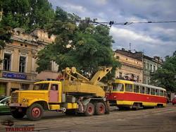 Музей электротранспорта Одессы пополнился уникальным экспонатом (ФОТО)