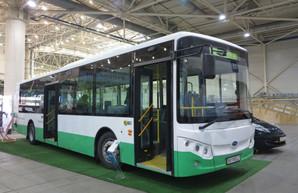 Китайская компания хочет выпускать в Украине электробусы