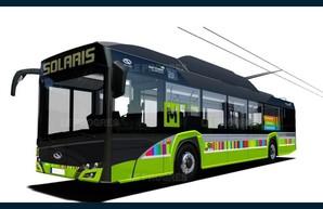 В Сент-Этьене будут работать троллейбусы польско-чешского производства