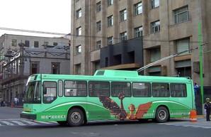 Мехико покупает новые троллейбусы