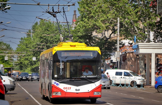 Послезавтра в центре Одессы общественный транспорт будет ходить по измененным маршрутам