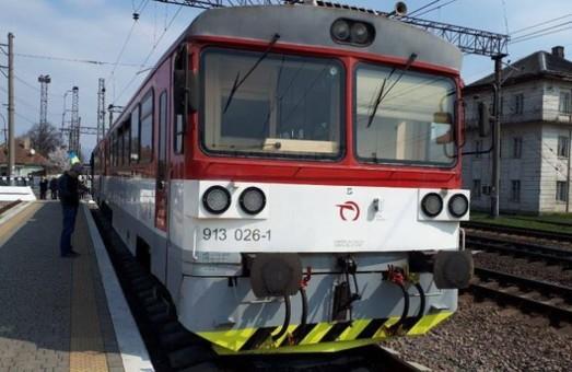 Словацкие железнодорожники обнародовали график движения поезда Мукачево – Кошице