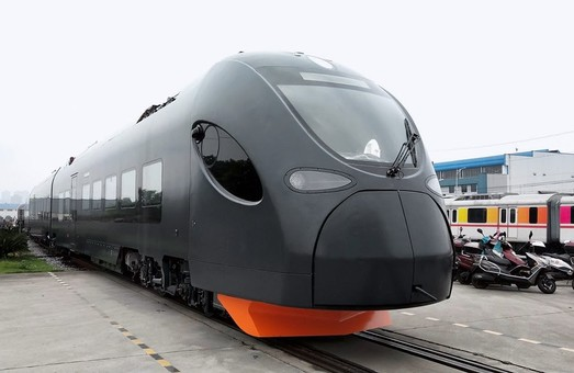 «Leo Express» представил новые электропоезда китайского производства