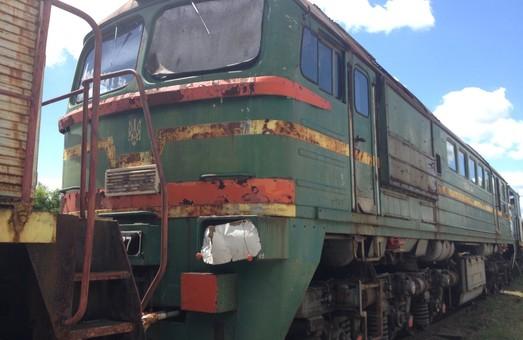Чернобыльская АЭС хочет продать старые локомотивы