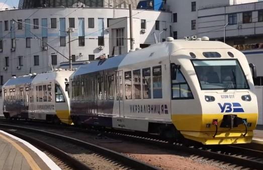 Частные поезда могут появиться на маршруте Киев – аэропорт «Борисполь»
