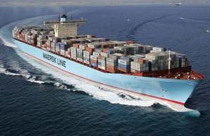 Компания «Maersk» не хочет возвращаться в Одесский порт