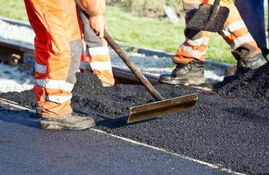 В Одессе ищут подрядчика для ремонта проезда между улицами Дача Ковалевского и Набережной