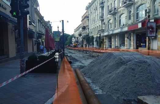 Частное предприятие «Дорстрой» будет проводить ремонты улиц и переулков в Одессе