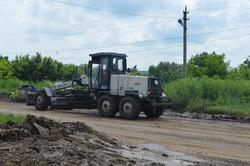 Непогода парализовала движение на местных автодорогах Одесской области