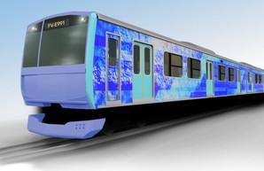 В Японии в следующем году могут появиться поезда, работающие на водороде