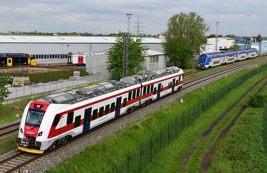 Железные дороги Словакии обновляют парк своих электричек