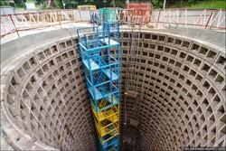 В Киеве идет строительство метро на Виноградарь