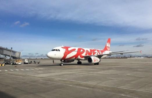 Авиакомпания «Ernest» будет летать в Рим и Милан из Харькова один раз в неделю