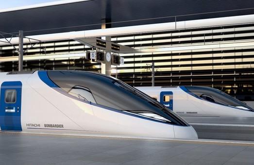 Железные дороги Великобритании выбирают поставщика скоростных поездов для линии «HS2»