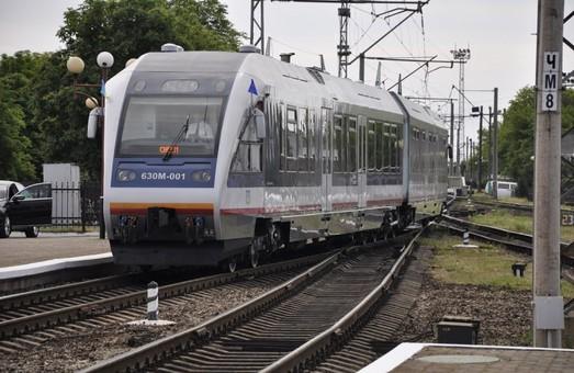 Поезд Здолбунов – Хелм «укоротили» до пограничной станции Дорогуск