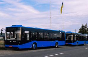 Ужгород подписал договор на закупку 10 автобусов «Электрон» по лизинговой схеме