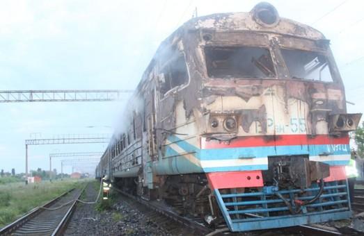 Опять виноват «стрелочник»: виновниками пожаров пригородных поездов Гройсман считает руководителей депо