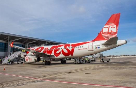 Итальянский лоукостер «Ernest Airlines» планирует базировать в Украине два самолета