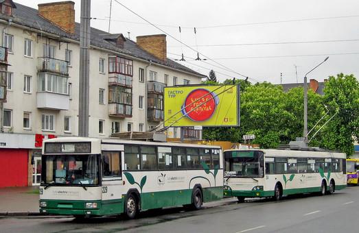 Луцк начинает процедуру закупки 30 троллейбусов за средства ЕИБ