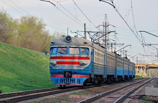 Приднепровская железная дорога повысила стоимость проезда в пригородном сообщении